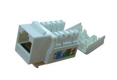 D-link超五类非屏蔽信息模块